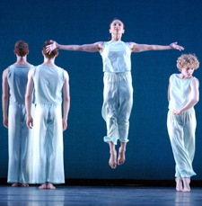 Mark Morris Dance Group at Sadler's Wells