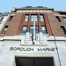Borough Market's Food Centre Of Excellence