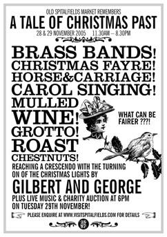 Spitalfields Christmas