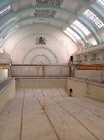 Deep End: Lost London Swimming Pool Play