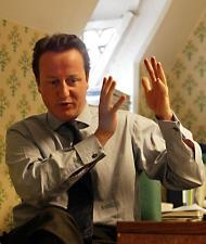 Inside Westminster: New Boy Cameron Enters With A Bang