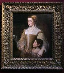Titian's 'Lady' abandoned yet again