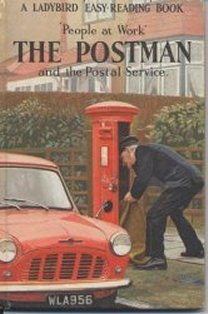 Wait a minute, Mr Postman
