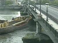 Battersea Bridge Reopens
