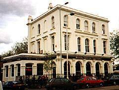 Pub Quiz Patrol: The Royal Inn on The Park, E9