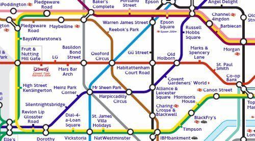 McTube Map