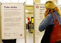 Don't Be Caught Out Over This Latest Tube Strike