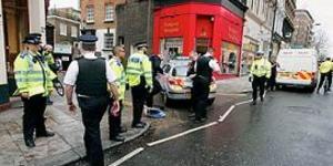 Police Go Large On Handbag Thief