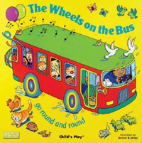 The Wheels On The Bus Are In Chapter 4