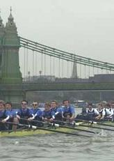 The Boat Race.  Who Cares?