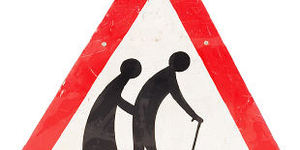 Beware - Elderly Terrorists Crossing!