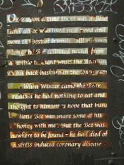 Grafitti on Regents Canal.jpg