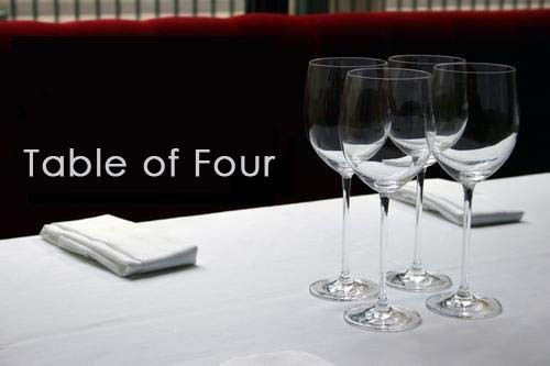 Table of Four