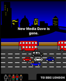 New Media Dave Is Gone