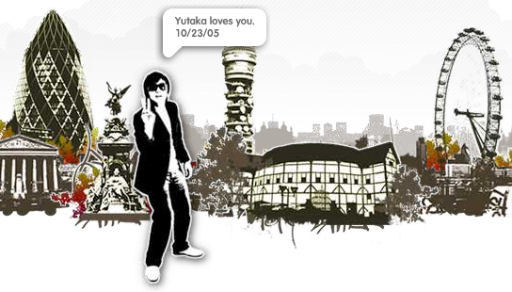 Londonist Loves Yutaka Loves London