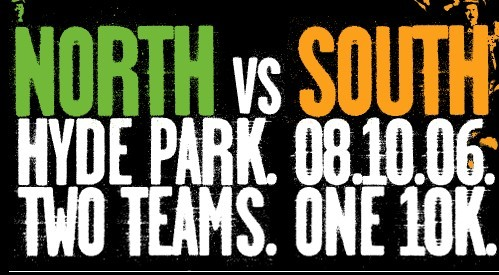 Nike Run London: North vs. South