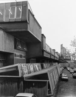 Pimlico School: Brutalist Building Goes Bye-Bye