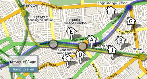 Hacking London: Nestoria