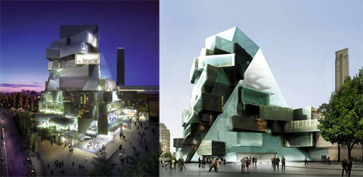 Tate Extension: Uncompromisingly Modern Or A Bit Wank?