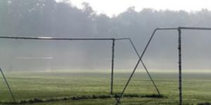 Armani Jumpers for Goalposts, Isn't it?