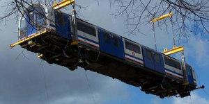 Drain Train Blame Game