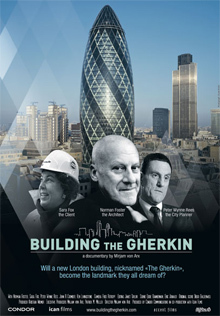Gherkin Goes Hollywood