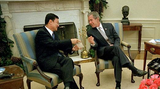 Askin' About Thaksin