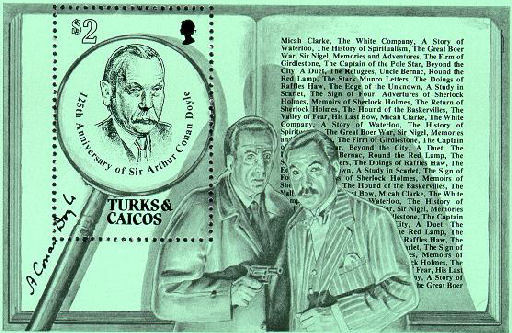 The Philatelic Sherlock Holmes