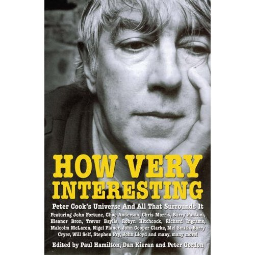 Win: Peter Cook's Universe
