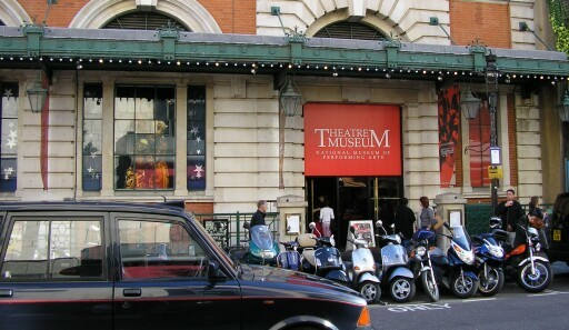 Londonist Gets Off Its Arse: The Theatre Museum