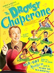 When will The Drowsy Chaperone come out of the West End closet?