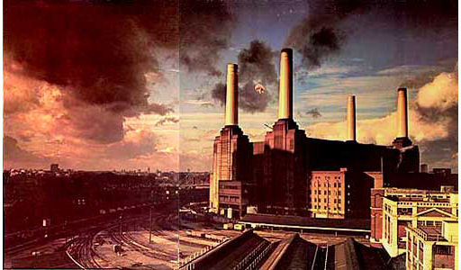 Battersea Power Station: The Future?