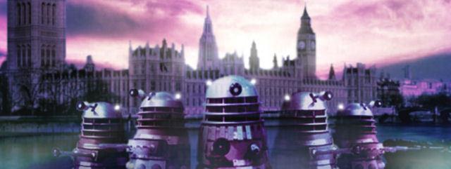 ICA: Kneal & Daleks
