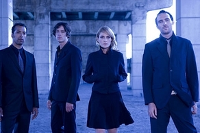 Metric pretending to be Spooks