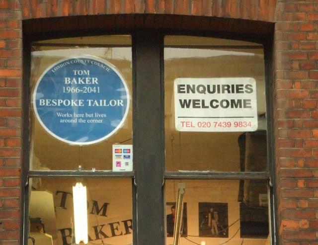 Tom Baker: 1966-2041