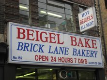 London Bagel Round-Up