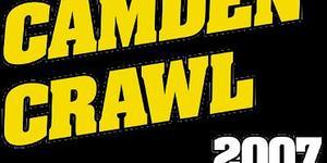 Camden Crawl Line-Up
