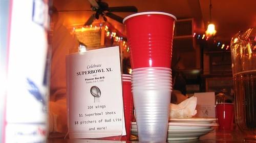 Sporting Weekend - Superbowl Parties