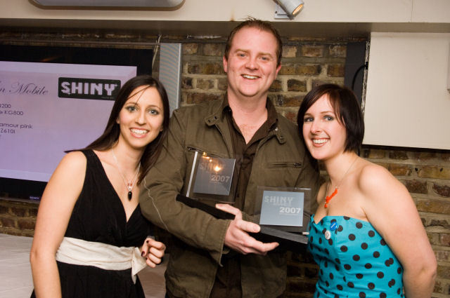Shiny Awards 2007