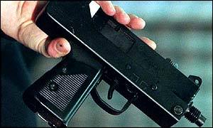 Gun crime round up