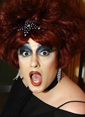 Tranny With Fanny: Holestar At Soho Revue