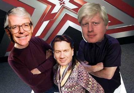 Which Tory Has The X Factor?