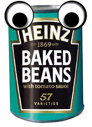 The Beans Have Eyes