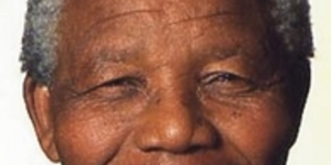 Mandela Sanctions 'Blacking Up'