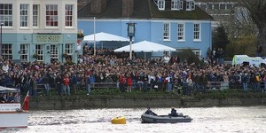 Sporting Weekend: Oxford - Cambridge Boat Race