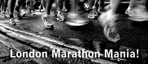 London Marathon Mania!