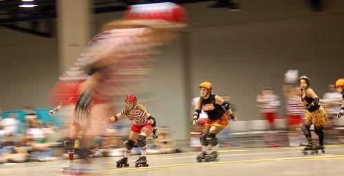 Sporting Weekend - Roller Derby