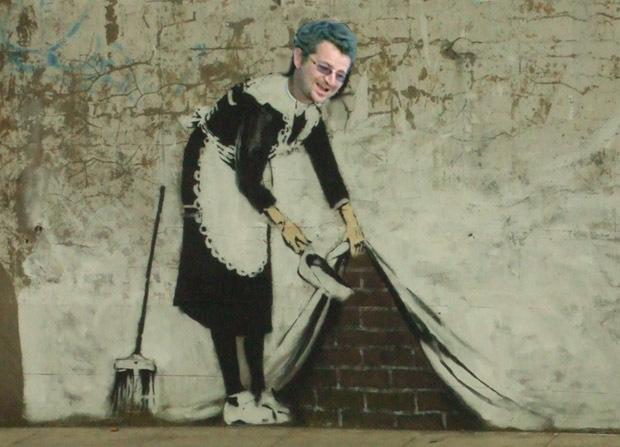 Banksy Unmasked (Again?)