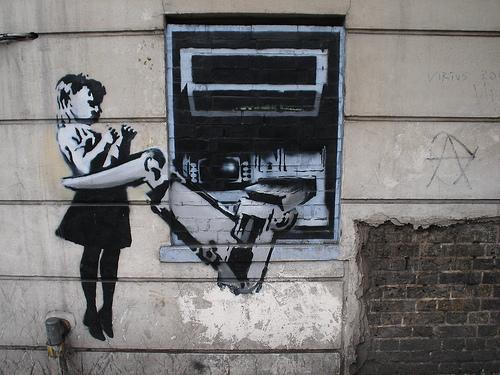Banksy Doesn't Strike Again