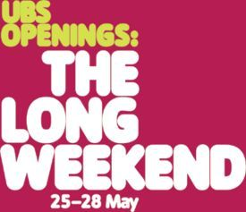 UBS Openings: The Long Weekend, Tate Modern